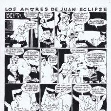 Cómics: ¡¡¡REBAJADO!!! ORIGINAL PUBLICADO POR EDICIONES LA CÚPULA. Lote 70175197