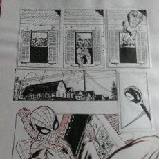 Cómics: SPIDERMAN SPIDER-MAN .PIEZA ESPECIAL DE PRESENTACION. ACO. Lote 70297637
