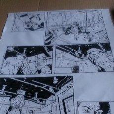 Cómics: CONSTANTINE (HELLBLAZER)NUMERO#13 P.19. ACO.ART COMIC ORIGINAL. Lote 70379053