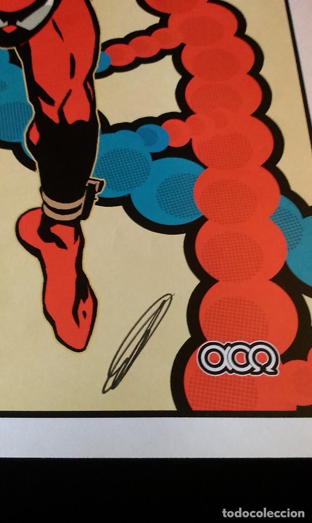 Cómics: Spider Scarlata. Pin Up. ACO. Art Comic Original - Foto 9 - 70451477