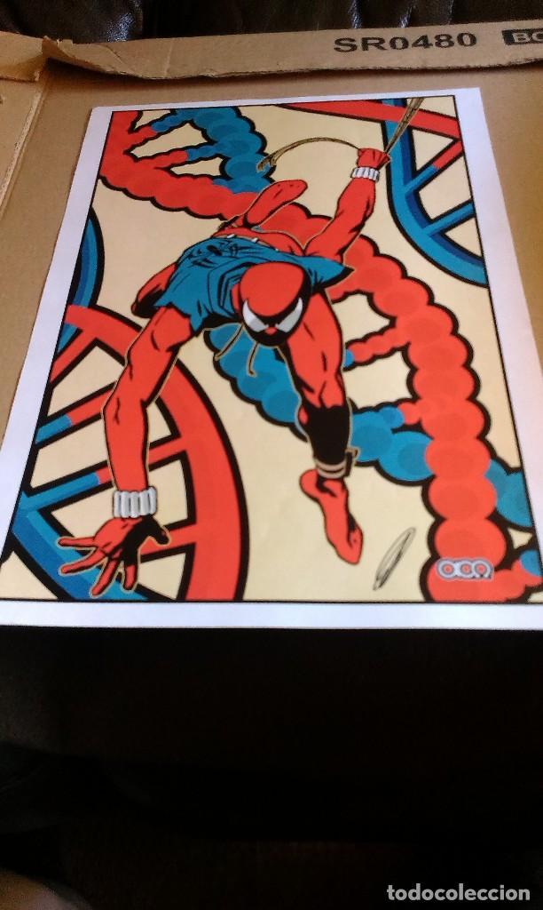 Cómics: Spider Scarlata. Pin Up. ACO. Art Comic Original - Foto 10 - 70451477