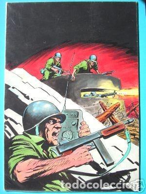 Cómics: Portada original de López Espí. Sargento Rock nº 4. volumen 1. - Foto 2 - 74863723