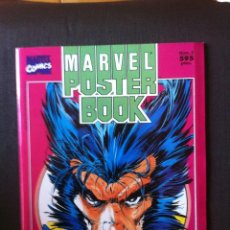 Cómics: MARVEL POSTER BOOK ESPECIAL LOBEZNO - POSTERS A COLOR - MIGNOLA BARRY SMITH SIENKIEWICZ BYRNE BOLTON. Lote 76605891