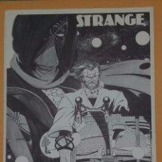 Cómics: FIRMADO / NUMERADO MARSHALL ROGERS - STRANGE PORTFOLIO (SCHANES & SCHANES,1979). Lote 78173957