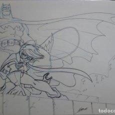 Cómics: ORIGINAL BATMAN NACHO FERNANDEZ. Lote 78316589