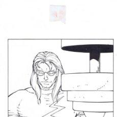 Cómics: ORIGINAL DE JOHN ROMITA JR. DOC SAMSON. Lote 81175264