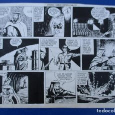 Cómics: COLECCION COMANDOS Nº 44, 10 PAGINAS, SIN PORTADA. PLANCHAS ORIGINALES.. Lote 82747184
