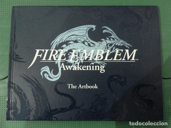FIRE EMBLEM AWAKENING THE ARTBOOK (Tebeos y Comics - Art Comic)