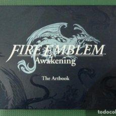 Cómics: FIRE EMBLEM AWAKENING THE ARTBOOK. Lote 83019624