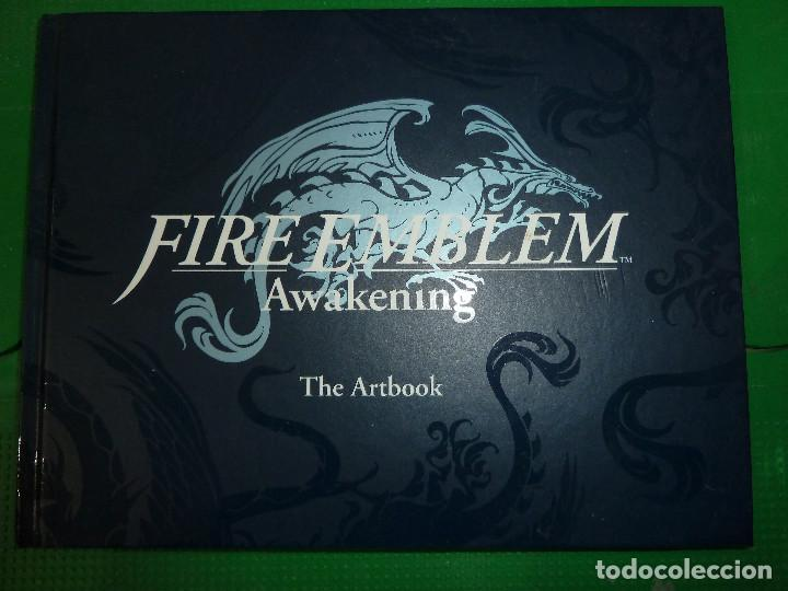Cómics: FIRE EMBLEM AWAKENING THE ARTBOOK - Foto 2 - 83019624