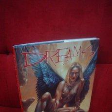 Cómics: DREAMS - THE ART OF BORIS VALLEJO. Lote 84311112