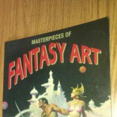 Cómics: FANTASY ART. Lote 85081728