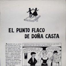 Cómics: BESTARD, GUILLERMO. 32 PÁGINAS ORIGINALES PARA HISTORIA COMPLETA DE LAURA.. Lote 86530880