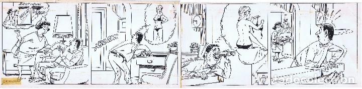 IÑIGO LOLITA TIRA 3810 (Tebeos y Comics - Comics - Art Comic)