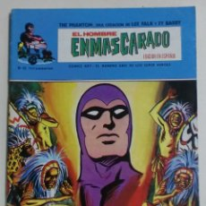 Cómics: THE PHANTOM - EL HOMBRE ENMASCARADO - LEE FALK / SY BARRY - Nº45 - COMICS ART. Lote 88485024