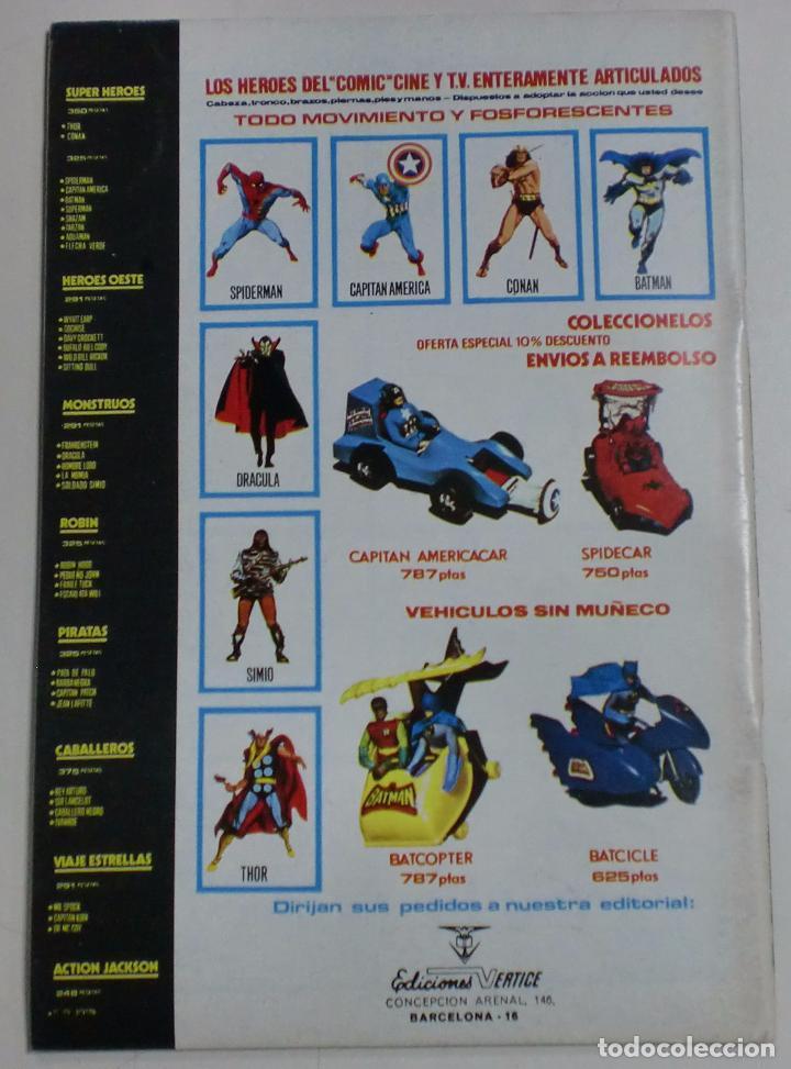 Cómics: THE PHANTOM - EL HOMBRE ENMASCARADO - LEE FALK / SY BARRY - Nº45 - COMICS ART - Foto 2 - 88485024