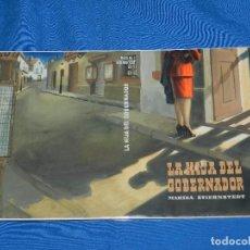 (J1) PORTADA ORIGINAL DE FELIX JUVE I JUST - LA HIJA DEL GOBERNADOR, MARIKA STIERNSTEDT