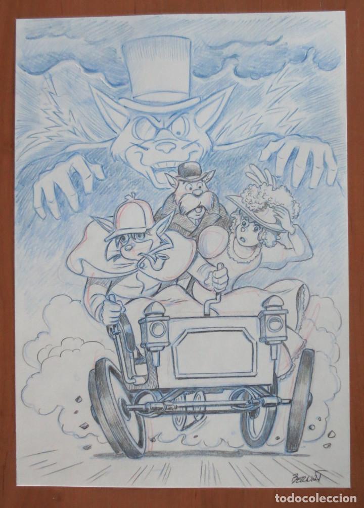 ORIGINAL SHERLOCK HOLMES (Tebeos y Comics - Comics - Art Comic)