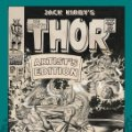 JACK KIRBY'S THE MIGHTY THOR ARTIST EDITION HARDCOVER - IDW -. Lote 93268240