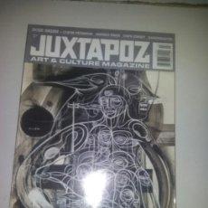 Cómics: JUXTAPOZ FEB 2008 #85. Lote 94034885
