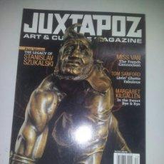 Cómics: JUXTAPOZ NOV/DIC 2005 #59. Lote 94035168