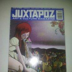 Cómics: JUXTAPOZ DIC 2008 #95. Lote 94036119