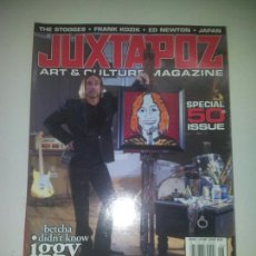 Cómics: JUXTAPOZ MAY/JUNE 2004 #50. Lote 94036424