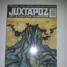 Cómics: JUXTAPOZ MAR 2007 #74. Lote 94036754
