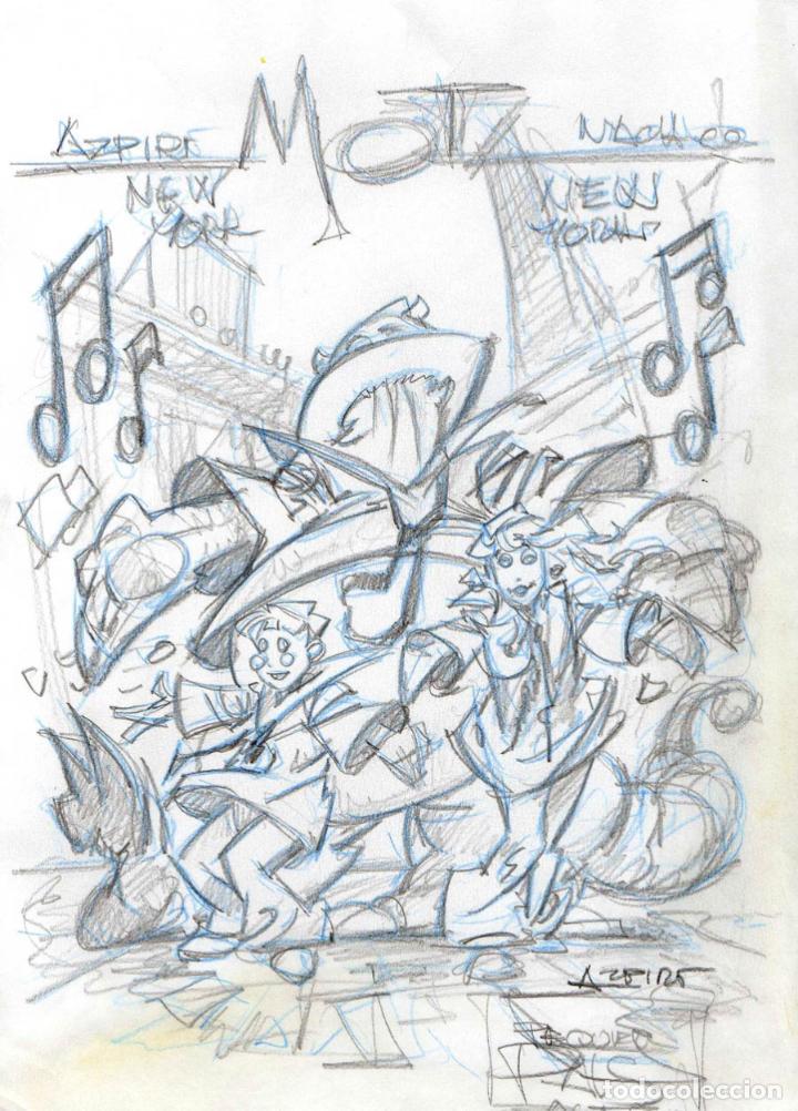 Cómics: Cuarto preliminar NEW YORK, NEW YORK - Foto 4 - 94712779