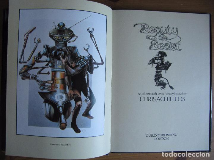 Cómics: CHRIS ACHILLEOS - BEAUTY AND THE BEAST - Foto 3 - 96897083
