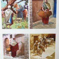 Cómics: JUAN GONZÁLEZ ALACREU. PÁGINA ORIGINAL ALI BABA III. Lote 97778883