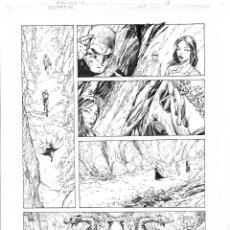 Cómics: RYAN BENJAMIN . DETECTIVE COMICS # 838 PAGE 18. Lote 98107559