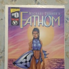 Cómics: FATHOM PORTADA ALTERNATIVA/ ALTERNATIVE VARIANT COVER #0D. Lote 99750227
