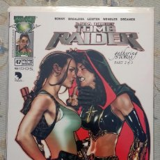 Cómics: LARA CROFT TOMB RAIDER PORTADA ALTERNATIVA/ ALTERNATIVE VARIANT COVER #47. Lote 99753039