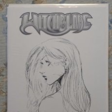 Cómics: WITCHBLADE PORTADA ALTERNATIVA/ ALTERNATIVE VARIANT COVER #43A JAY FRANCIS MANAPUL SKETCH CONVENTION. Lote 99792695