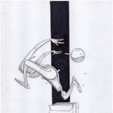 Cómics: DIBUJO ORIGINAL DE PASQUAL FERRY. Lote 101638483