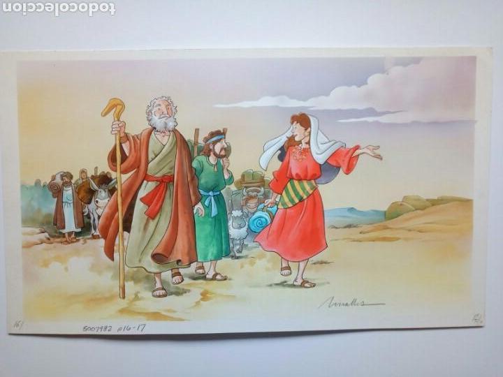 ILUSTRACIÓN INFANTIL DE JOSEP MARIA MIRALLES (Tebeos y Comics - Art Comic)