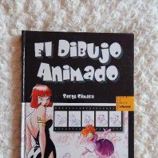 Cómics: EL DIBUJO ANIMADO - COMICS-AULA DE DIBUJO PROFESIONAL. Lote 102516443