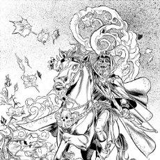 Cómics: GRIMM FAIRY TALES: APOCALYPSE # 3. PORTADA ORIGINAL ROGER BONET. Lote 104047235