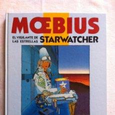 Cómics: STARWATCHER EL VIGILANTE DE LAS ESTRELLAS - MOEBIUS - EDITORIAL NORMA - ARTBOOK ILUSTRACIONES. Lote 118666498