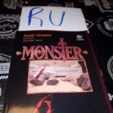 Cómics: MONSTER LIBRO 4 PERSEGUIDO. Lote 106662511