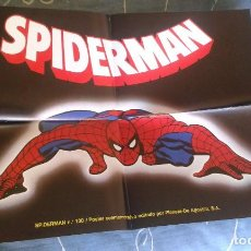 Cómics: POSTER SPIDER-MAN Nº 100 FORUM 1986. Lote 107487519