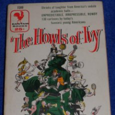 Cómics: THE HOWLS OF IVY - HENRY BOLTINOFF - BANTAM BOOKS (1955). Lote 107622963