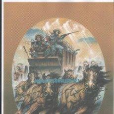 Cómics: ALFONSO AZPIRI LÁMINA TAPE COVERS 2 WELLS FARGO SPECTRUM. Lote 108995311