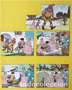 LUIS BERMEJO. PÁGINA ORIGINAL PUBLICADA EN PLAYHOUR EN LOS AÑOS 70 (Tebeos y Comics - Art Comic)