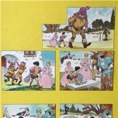 Cómics: LUIS BERMEJO. PÁGINA ORIGINAL PUBLICADA EN PLAYHOUR EN LOS AÑOS 70. Lote 109262763