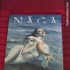 Cómics: NAGA. SAKUHIN-SHA, 1998. HAJIME SORAYAMA. IMPECABLE.. Lote 109441623