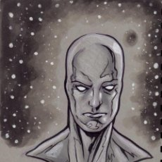Cómics: ORIGINAL SILVER SURFER DE DAVID ANTON. Lote 109544611