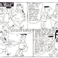 Cómics: ¡¡REBAJADO!! ORIGINAL DE JOSECHU EL VACO TBO 751. Lote 110081215