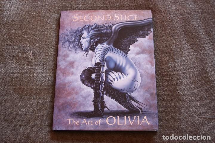 SECOND SLICE, OLIVIA DE BERARDINIS. OZONE PRODUCTIONS, 1997. NUEVO (Tebeos y Comics - Art Comic)